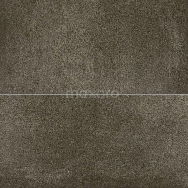 Vloertegel/Wandtegel Dust Midnight 30x60cm Betonlook Antraciet Gerectificeerd 304-030203
