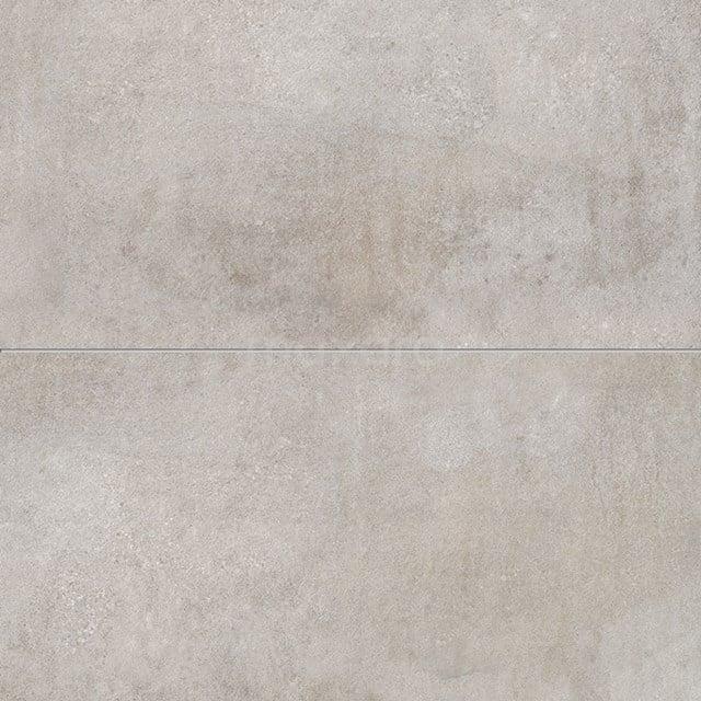 Vloertegel/Wandtegel Loft Silver 30x60cm Betonlook Grijs Gerectificeerd 304-040401