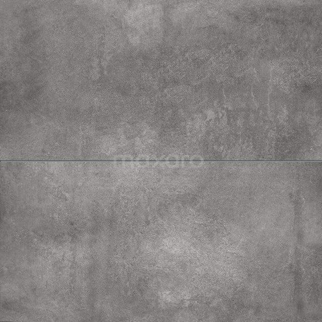 Vloertegel/Wandtegel Loft Ceniza 60x120cm Betonlook Grijs Gerectificeerd 304-040102