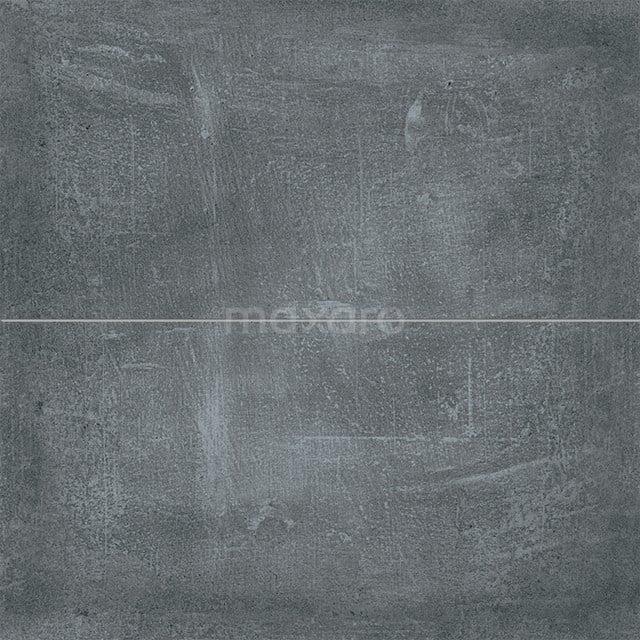 Vloertegel/Wandtegel Urban Graphite 30x60cm Betonlook Antraciet Gerectificeerd 304-060205