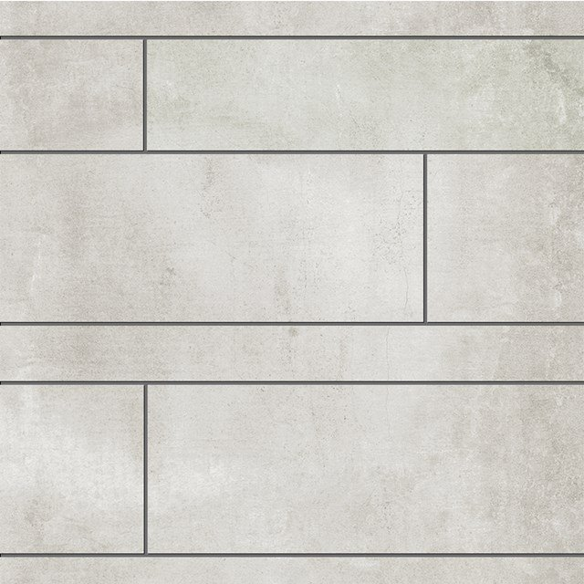 Strokenmix Urban Warm Grey Betonlook Grijs Gerectificeerd 304-060301