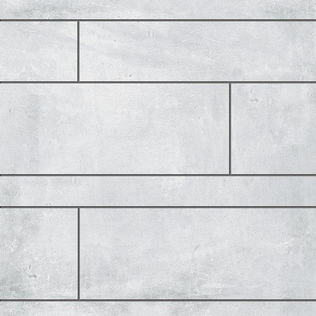 Strokenmix Urban Light Grey Betonlook Grijs Gerectificeerd 304-060303