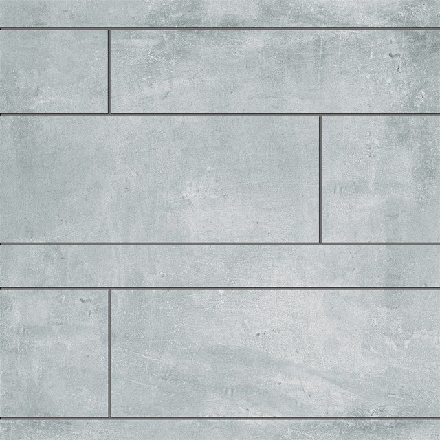 Strokenmix Urban Grey Betonlook Grijs Gerectificeerd 304-060304