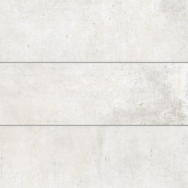 Vloertegel/Wandtegel Atelier Ivory 30x90cm Betonlook Grijs Gerectificeerd 304-070201