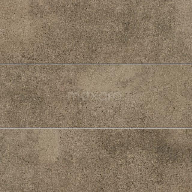 Vloertegel/Wandtegel Lenox Earth 20x60cm Betonlook Bruin Gerectificeerd 304-080203