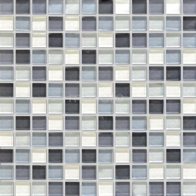 Tegelsample, Mozaïek, Luster Kristal Mix 306-0102TS