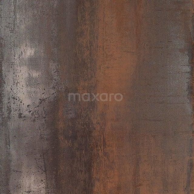 Vloertegel/Wandtegel Steelstone Oxido 60x60cm Metal Look Bruin 403-070101