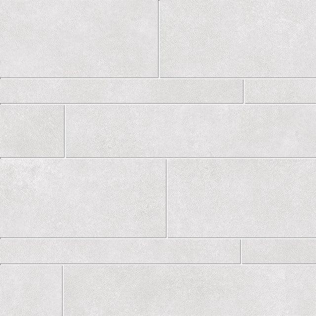 Strokenmix Capitol Bianco Uni Mat Beige Gerectificeerd 501-010301