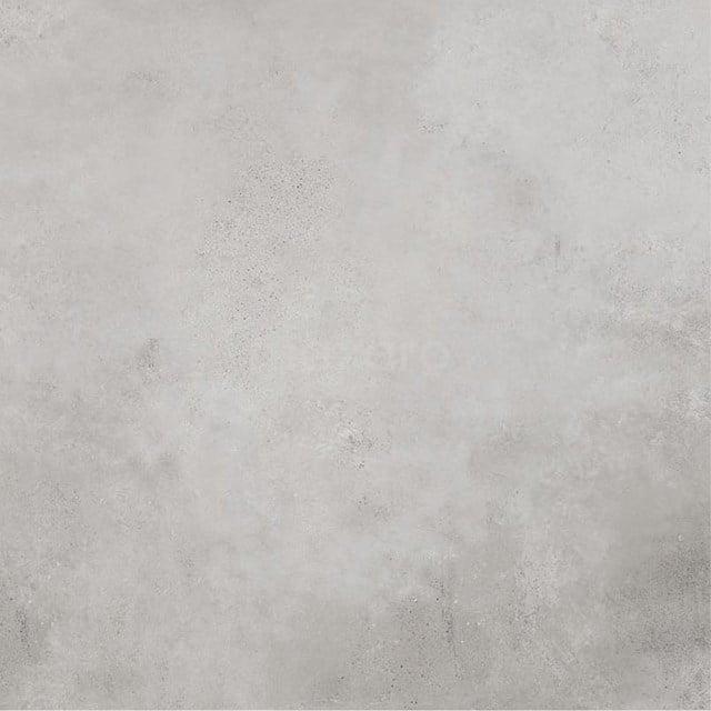 Vloertegel/Wandtegel Tura Grey 60x60cm Uni Grijs Gerectificeerd 501-060102