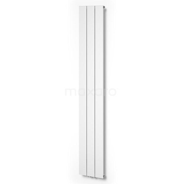 Aluminium Designradiator Jupiter Glanzend Wit 789 Watt 28x180cm Verticaal DR52_0318GWN