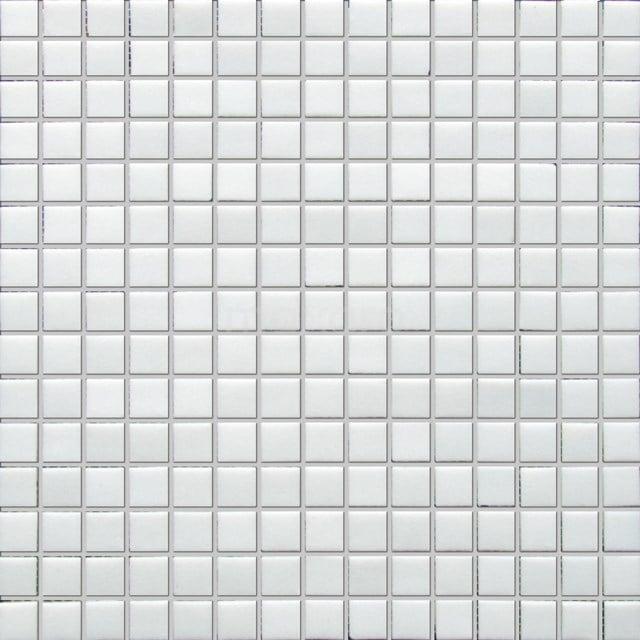 Tegelsample, Mozaïek, Wave White Star 306-0204TS