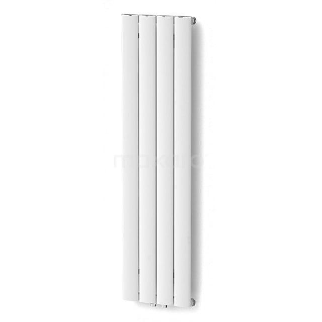 Aluminium Designradiator Eris Mat Wit 589 Watt 31,5x120cm Verticaal DR56_0412SWN